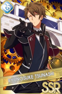 Ryunosuke Tsunashi (Last Dimension)