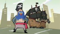 Captain O'Cheese screenshot