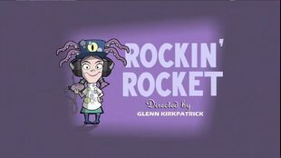 Rockin' Rocket episode title card