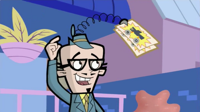 File:Professor Q gift cards in his hat screenshot.png