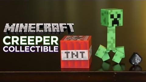 Minecraft Creeper Collectible Series -1