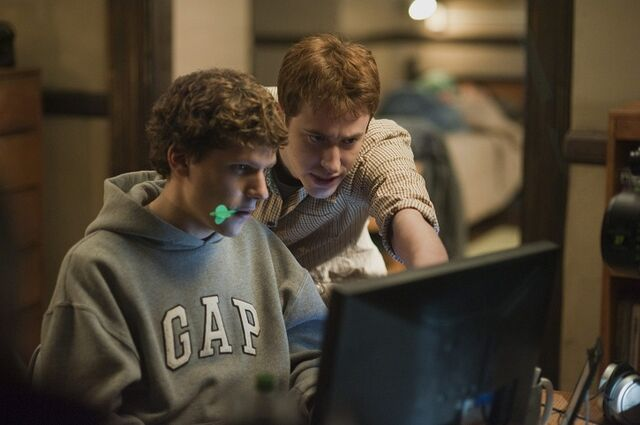 File:Jesse Eisenberg and Joseph Mazzello in The Social Network.jpg