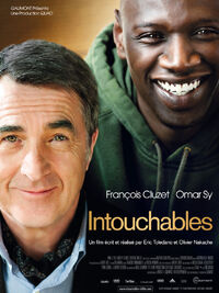 Intouchables poster