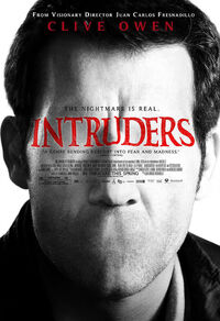 Intruders (2011) poster