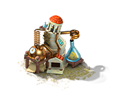Alchemists tower l