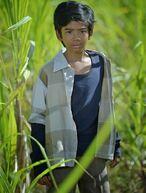 Zaijian Jaranilla as the young Samuel Ikaw Lamang