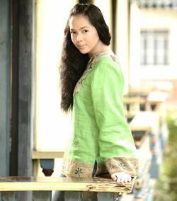 Julia Montes as Mona Ikaw Lamang