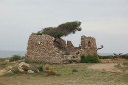 Torre de Sant Jordi d'Alfama
