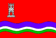 Bandera de l'Aldea