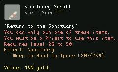 Sanctuary Scroll