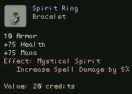 Spirit Ring