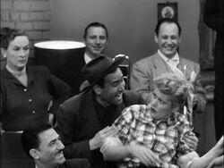 Bennett Green in I Love Lucy s01e18