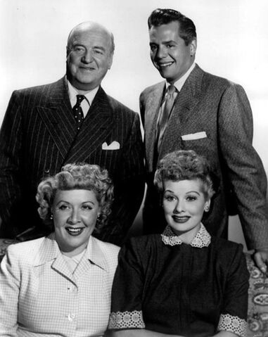 File:I Love Lucy Cast photo.JPG