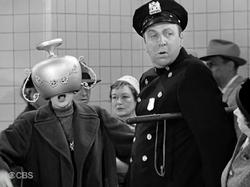 Robert Foulk Policeman Lucy