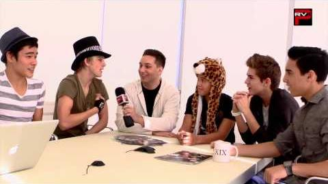 IM5 talks Tour fans NRG Tour and more