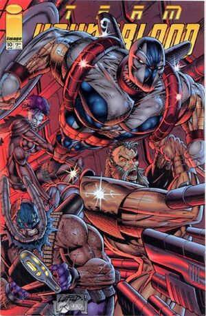 Cover for Team Youngblood #10 (1994)