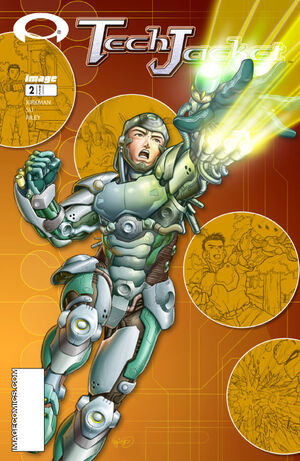Cover for Tech Jacket #2 (2002)