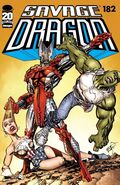 Savage Dragon Vol 1 182
