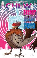 Chew Vol 1 Secret Agent Poyo One-Shot 001