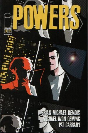 Cover for Powers #3 (2000)