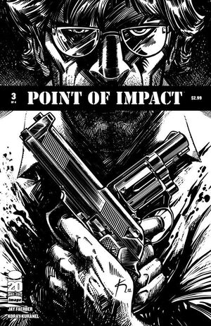Cover for Point of Impact #3 (2012)
