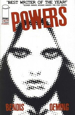 Cover for Powers #24 (2002)