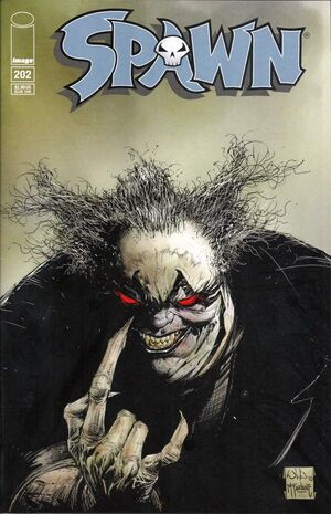 Cover for Spawn #202 (2011)