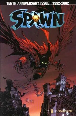 Cover for Spawn #117 (2002)