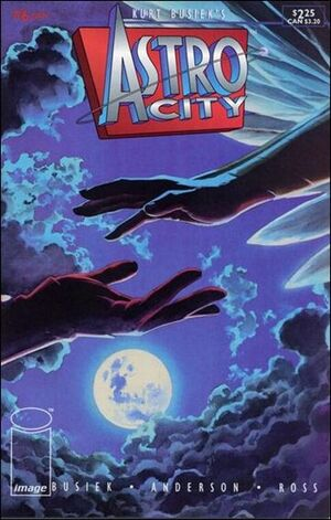 Cover for Astro City #6 (1995)