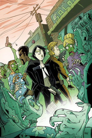 Cover for Chew #29 (2012)