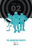 The Manhattan Projects HC Vol 2 (Collected)