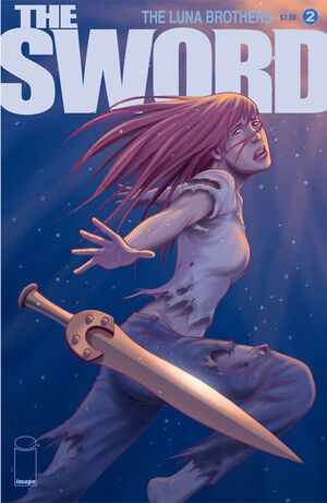 Cover for The Sword #2 (2007)