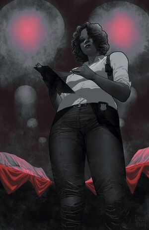 Cover for Bedlam #2 (2012)