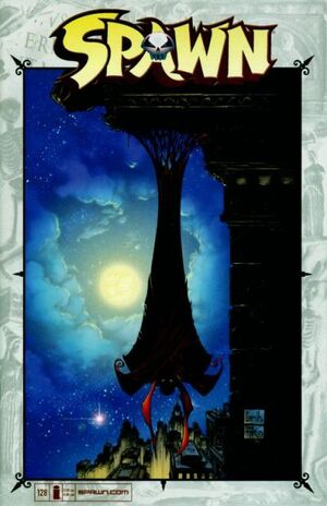 Cover for Spawn #128 (2003)