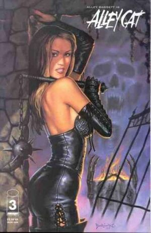 Cover for Alley Cat #3 (1999)