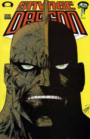 Cover for Savage Dragon #111 (2003)