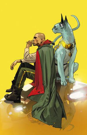Cover for Saga #4 (2012)