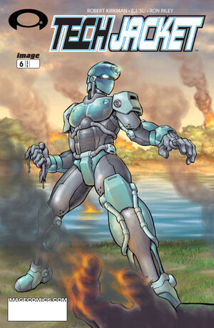 Cover for Tech Jacket #6 (2003)