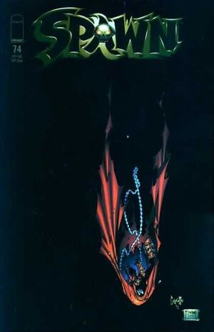 Cover for Spawn #74 (1998)