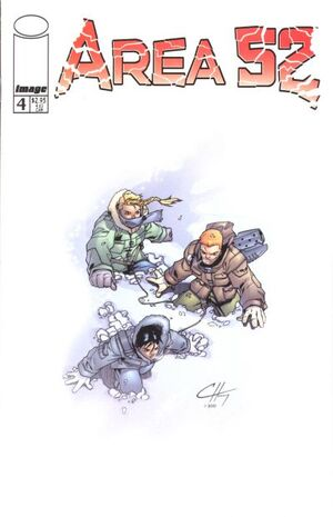Cover for Area 52 #4 (2001)
