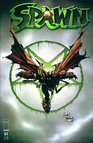 Cover for Spawn #84 (1999)