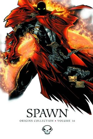 Cover for Spawn: Origins #16 (2012)