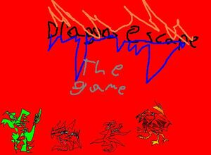 Dragons Escape The Game Poster