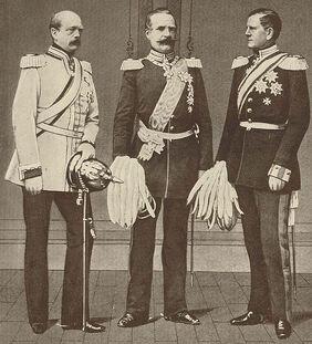 Bismarck, Roon, Motke