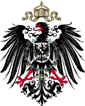 Coat of Arms, Germanian Emperor