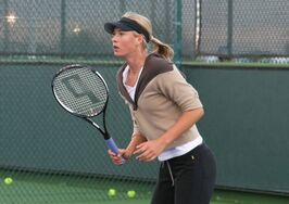 Maria Sharapova Indian Wells 2006 2