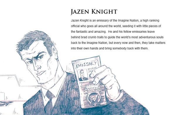 Jazen Knight