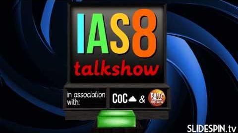 Gex Tournament (IAS8) Talk Show 29 7 13