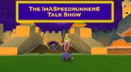 IAS6 Talkshow title card