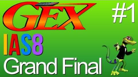 IAS8 Grand Final - CrystalFissure vs Nintendogen64 vs TheSubpixel vs HeyDavid17 vs DingoCrash 1 3